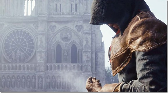 Assassin's Creed Unity screenshot