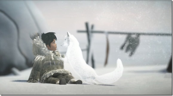 Never Alone screenshot Nuna Fox