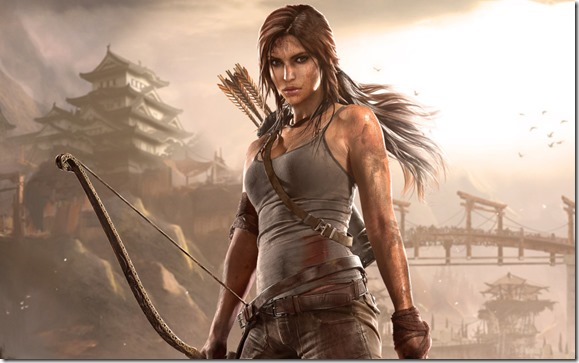 Tomb Raider artwork 1