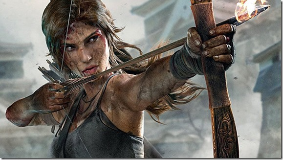 Tomb Raider artwork 2