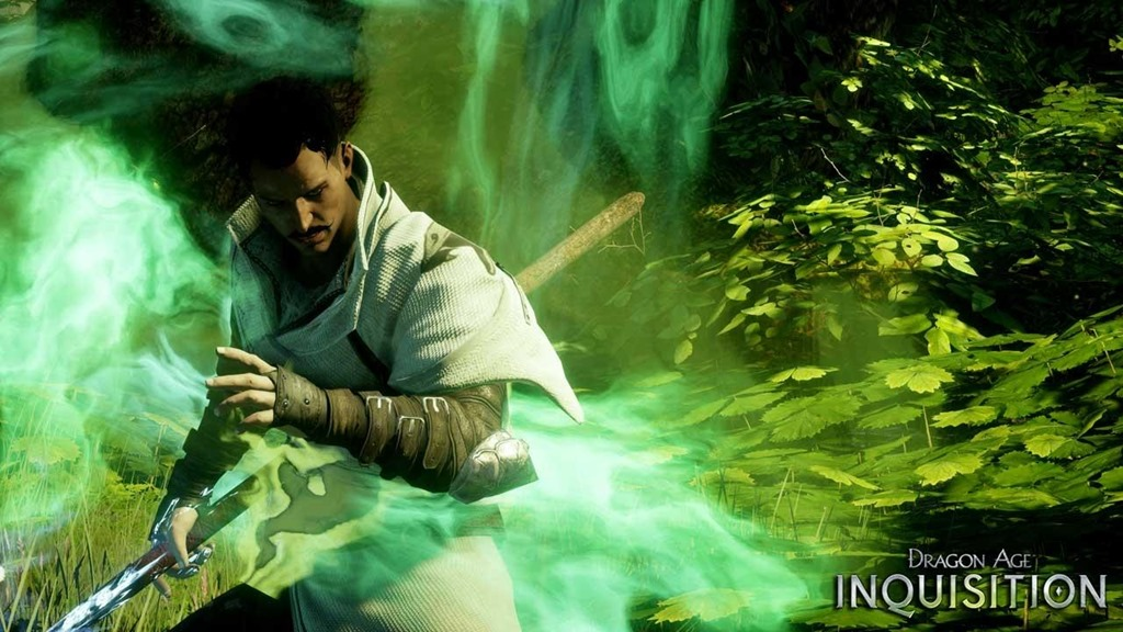 Dragon Age: Inquisition Dorian screenshot