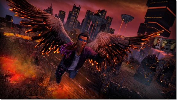 Saints Row Gat Out of Hell screenshot