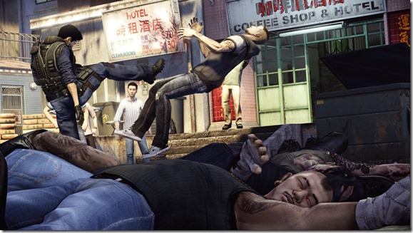Sleeping Dogs Definitive Edition screenshot