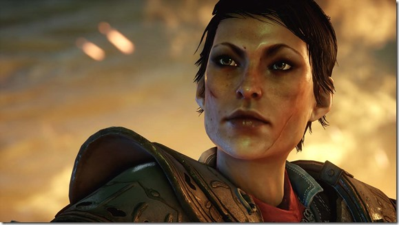 Dragon Age Inquisition Cassandra Pentaghast