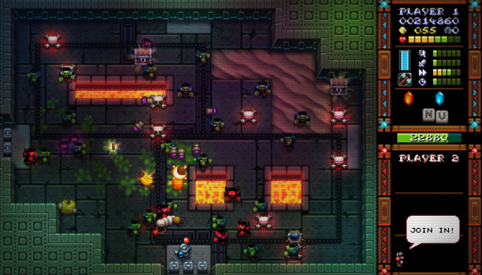 Iron Fisticle screenshot