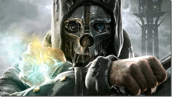 Dishonored Corvo wallpaper