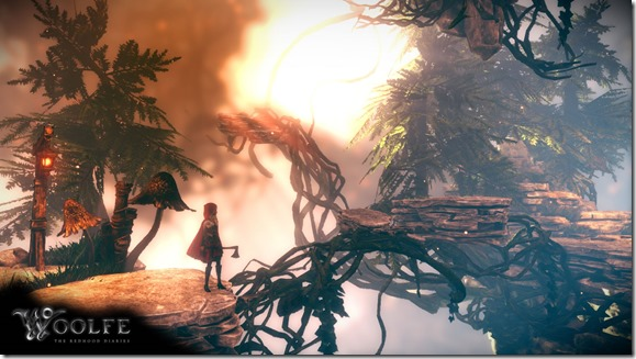 Woolfe forest screenshot