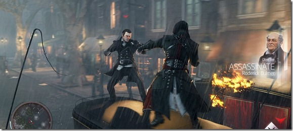 Assassin's Creed Victory combat screenshot