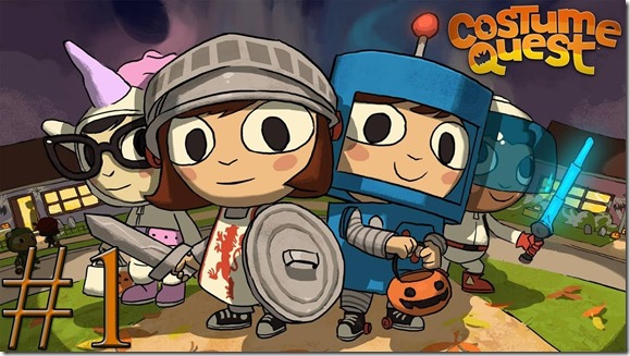 Costume Quest wallpaper