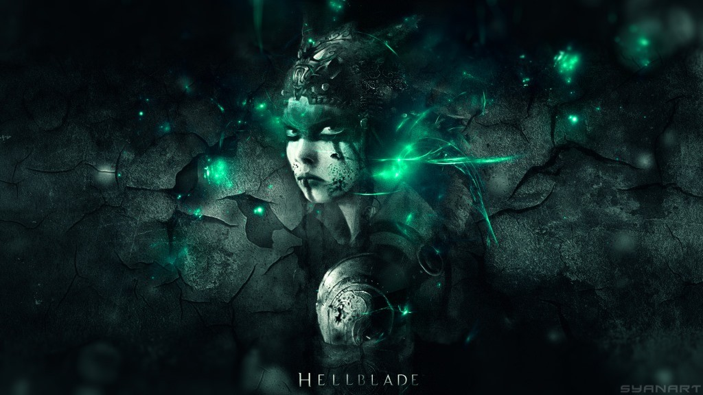 Hellblade wallpaper art