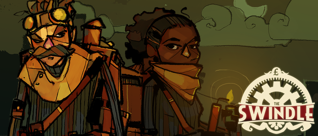 The Swindle header