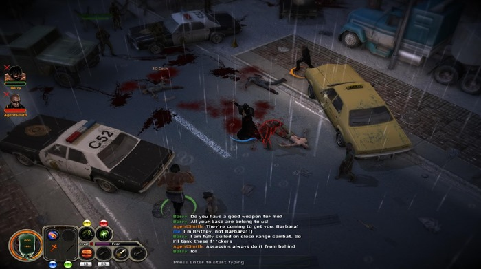Trapped Dead Lockdown screenshot cars