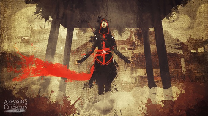 Assassin's Creed Chronicles China wallpaper