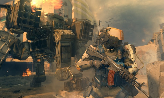 Call of Duty Black Ops 3 screenshot multiplayer
