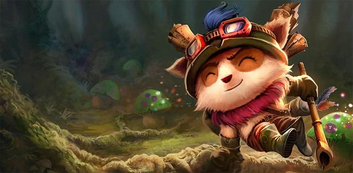 League of Legends Classic Teemo