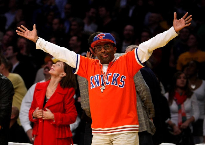 NBA 2K16 Spike Lee Knicks