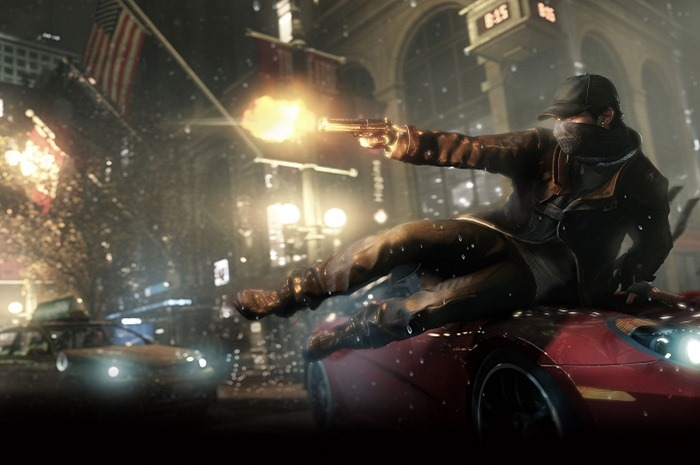 Watch Dogs screenshot Aiden Pearce