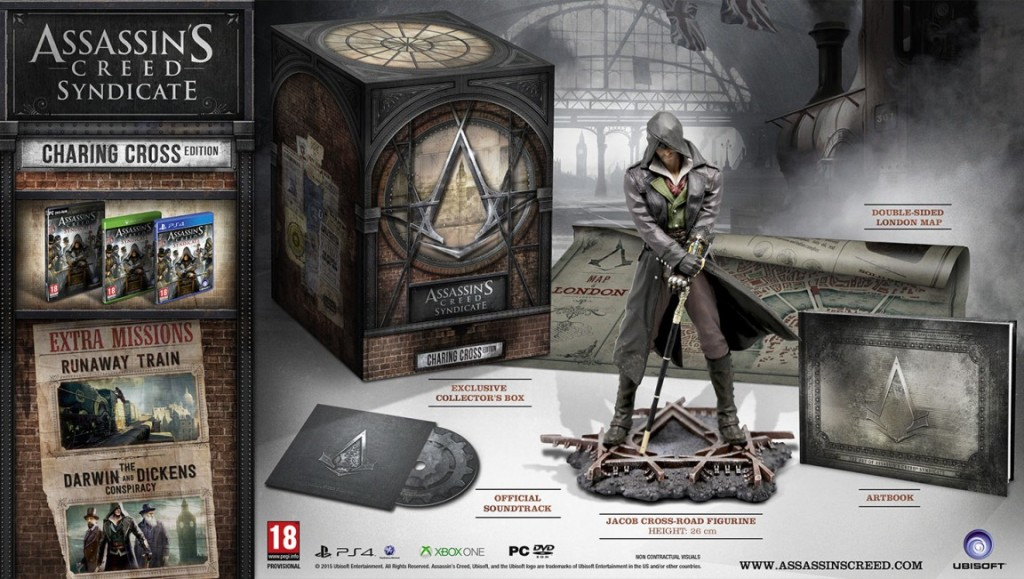 Assassin's Creed Syndicate Special Edition - Charing Cross