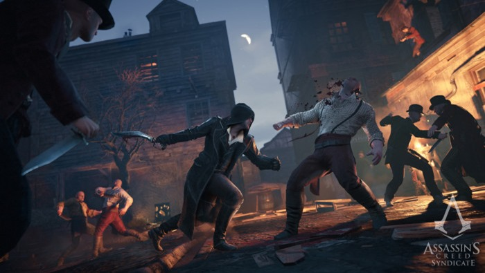 Assassin's Creed Syndicate screenshot combat