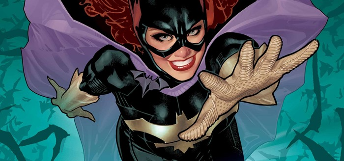 Batgirl wallpaper Barbara Gordon