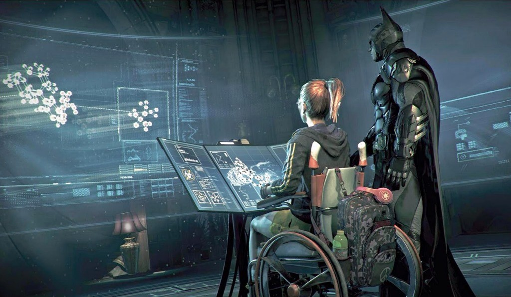Batman Arkham Knight Oracle screenshot