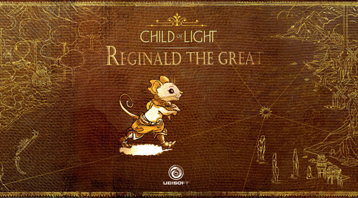 Child of Light art book Reginald the Great wallpaper