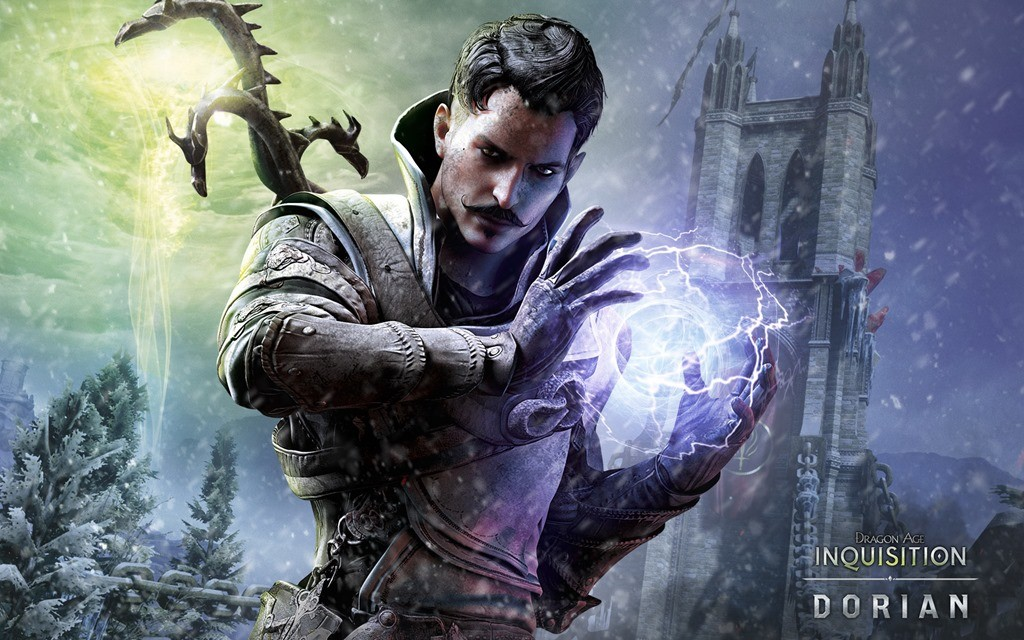Dragon Age: Inquisition Dorian wallpaper