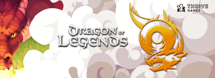 Dragon of Legends logo wallpaper