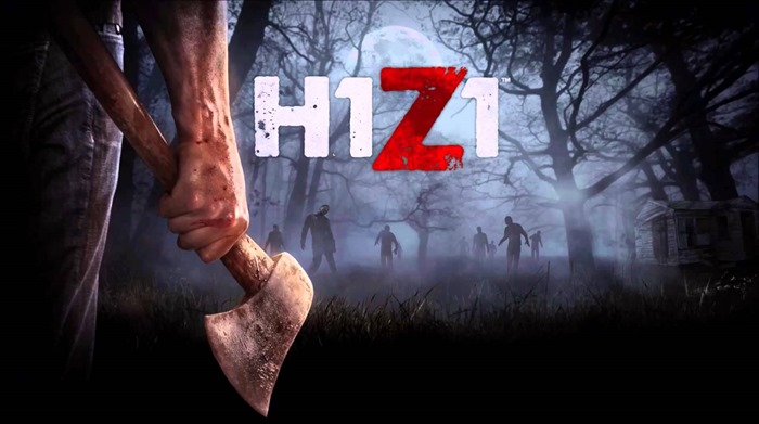 H1Z1 wallpaper forest