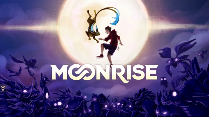 Moonrise game wallpaper