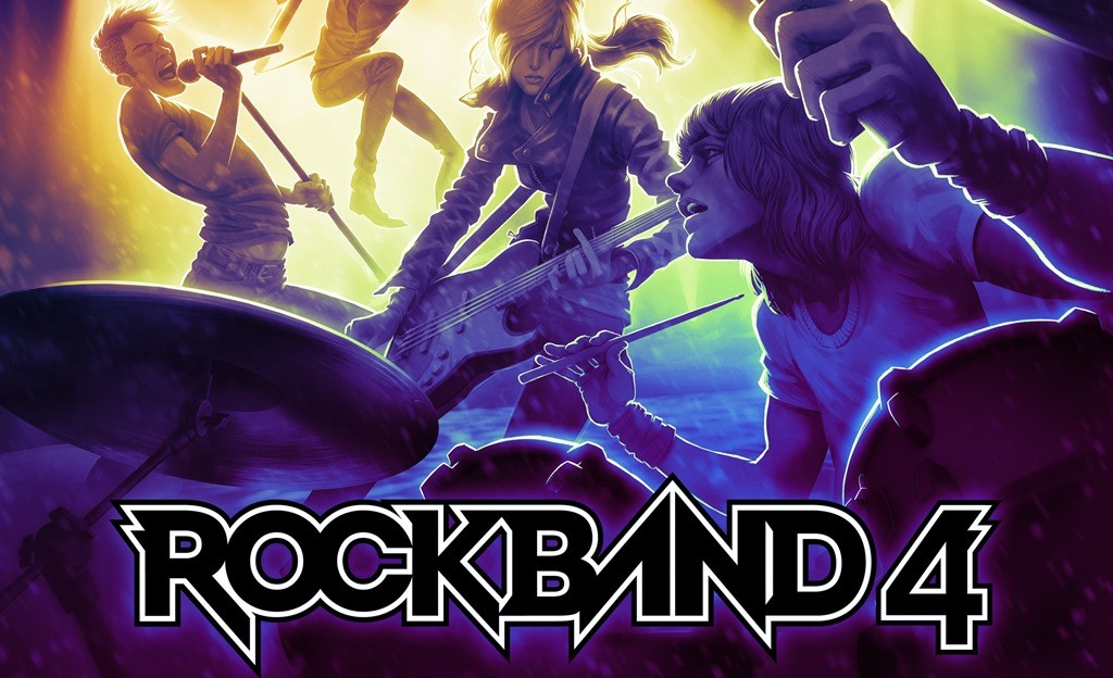 Rock Band 4 wallpaper