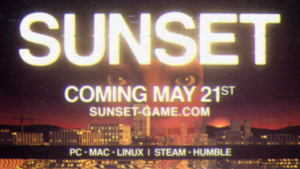 Sunset launch trailer released