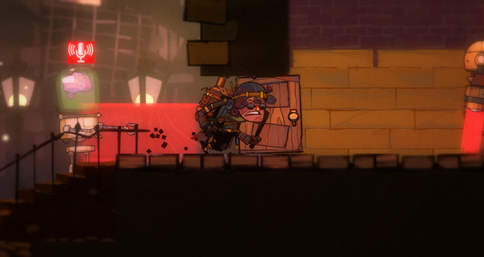 The Swindle screenshot