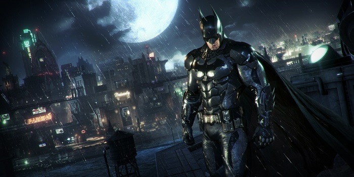 Batman: Arkham Knight launch trailer