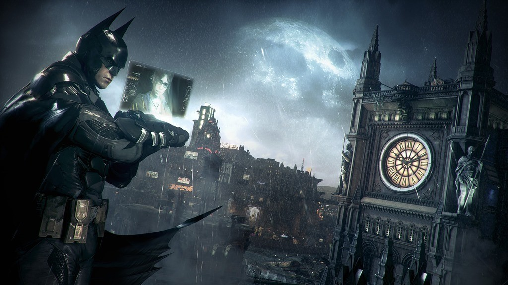 Batman: Arkham Knight PC Fix