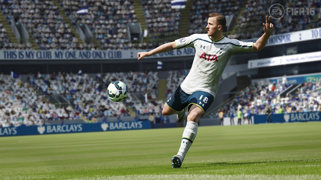 FIFA 16 screenshot Harry Kane