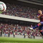 FIFA 16 screenshot Messi No Touch Dribbling