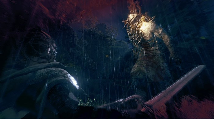 Hellblade screenshot combat