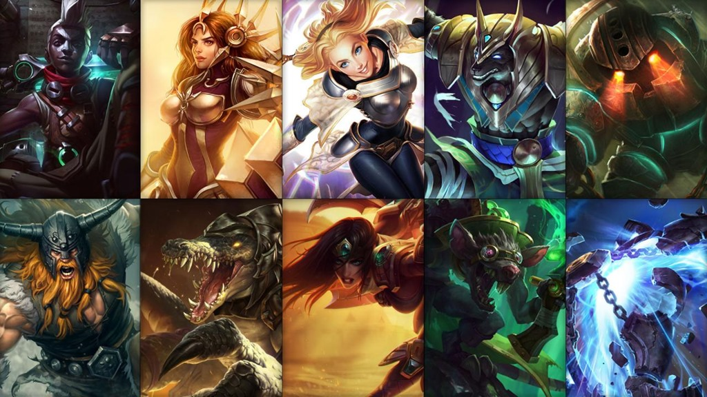 Free Rotation | League of Legends