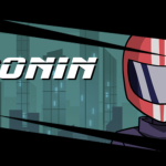 Ronin game logo