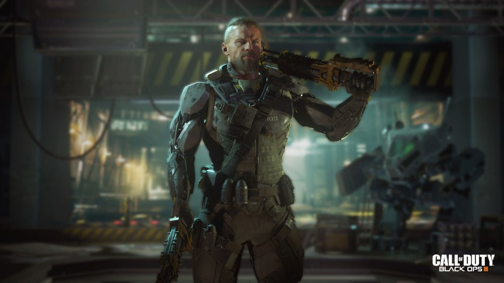 Call of Duty Black Ops 3 multiplayer specialist screenshot