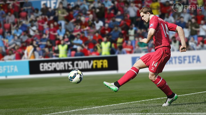 FIFA 16 screenshot Henderson