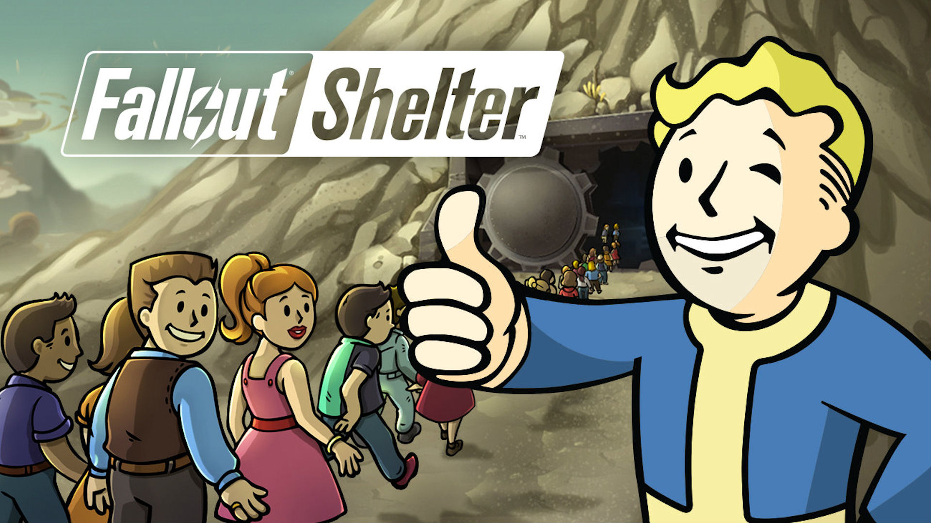 Fallout shelter playground - 94