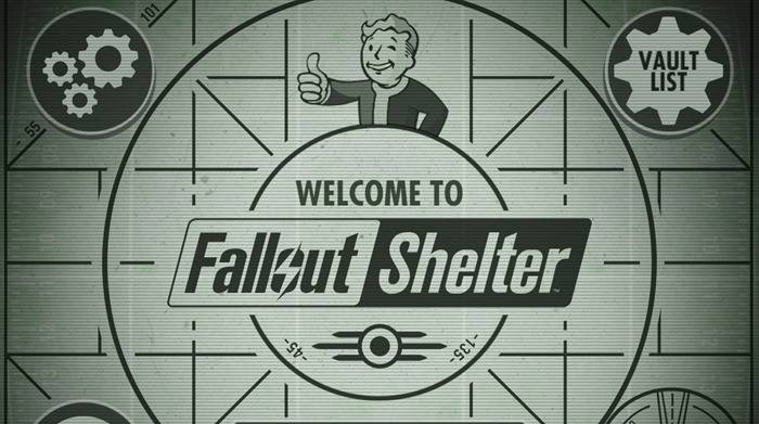 Fallout Shelter wallpaper
