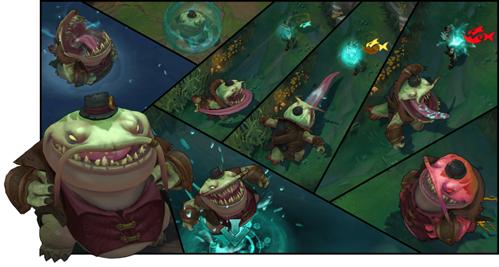 League of Legends Tahm Kench release date announced