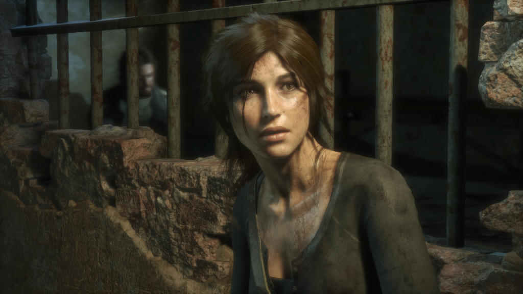 Rise of the Tomb Raider screenshot jail