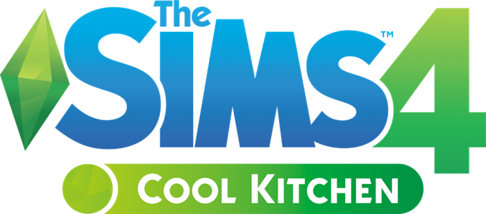 The Sims 4 Cool Kitchen Stuff logo