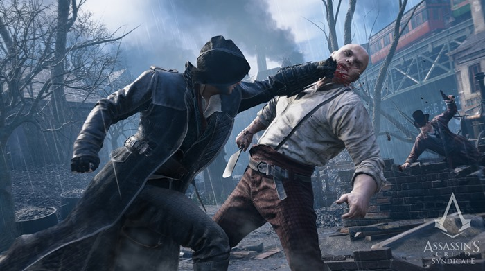 Assassin's Creed Syndicate screenshot punch