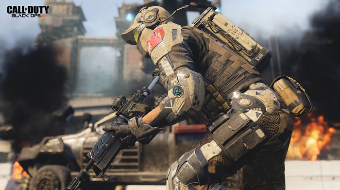 Call of Duty Black Ops 3 multiplayer beta trailer