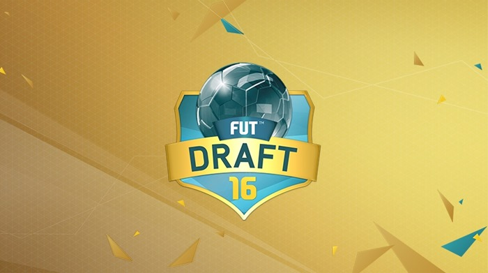 FIFA 16 Ultimate Team Draft logo